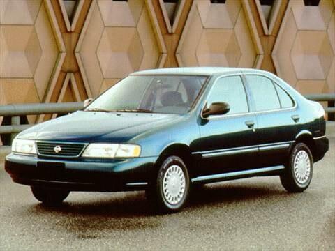1997 Nissan Sentra Sedan 4D  photo