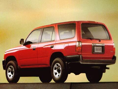 1997 Toyota 4Runner Sport Utility 4D  photo