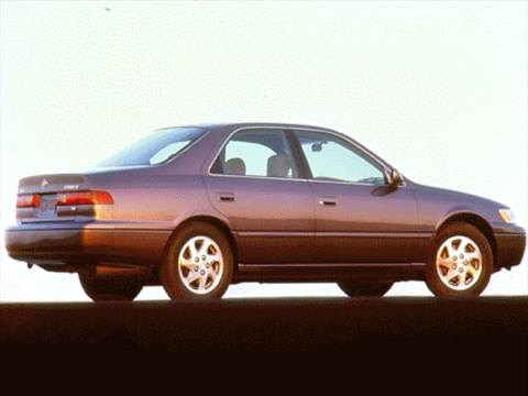 1997 Toyota Camry XLE Sedan 4D  photo