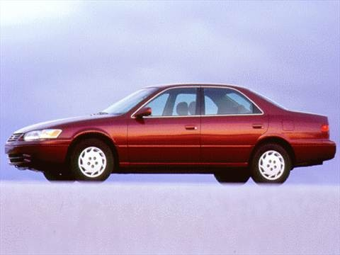1997 Toyota Camry CE Sedan 4D  photo