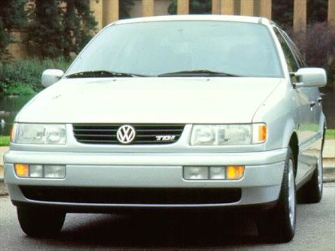 1997 Volkswagen Passat TDI Sedan 4D  photo