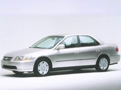 1998 Honda Accord DX Sedan 4D  photo