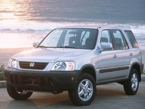 1998 Honda CR-V LX Sport Utility 4D  photo