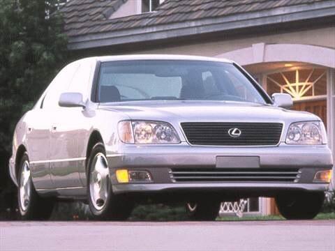 1998 Lexus LS LS 400 Sedan 4D  photo