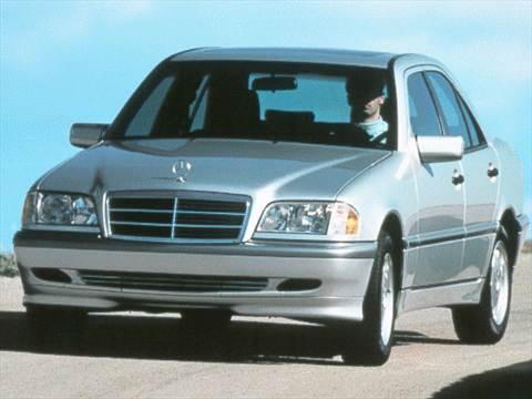 1998 Mercedes-Benz C-Class C230 Sedan 4D  photo