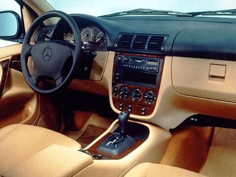 1998 Mercedes-Benz M-Class ML320 Sport Utility 4D  photo