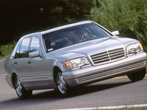 1998 Mercedes-Benz S-Class S320 SWB Sedan 4D  photo