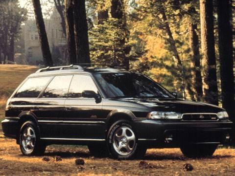 1998 Subaru Legacy Brighton Wagon 4D  photo
