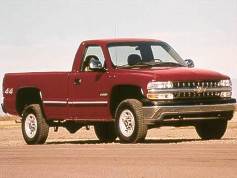 1999 Chevrolet Silverado 2500 HD Regular Cab Long Bed  photo