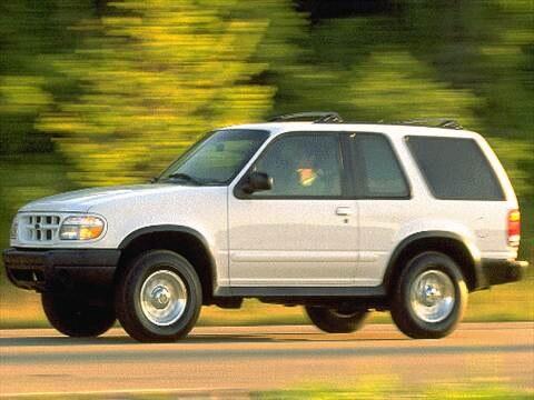 1999 Ford Explorer Sport Utility 2D  photo