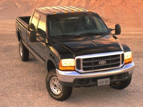 1999 Ford F250 Super Duty Crew Cab Short Bed  photo