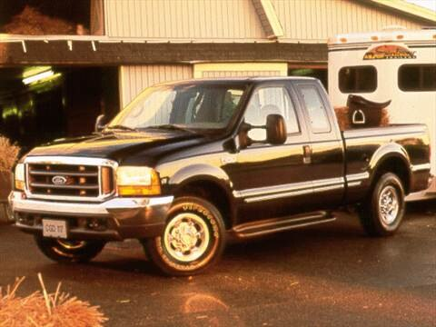 1999 Ford F350 Super Duty Super Cab Short Bed  photo