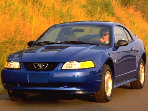 1999 Ford Mustang Coupe 2D  photo