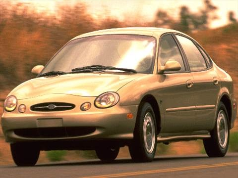 1999 Ford Taurus LX Sedan 4D  photo
