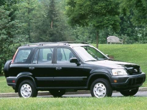 1999 Honda CR-V LX Sport Utility 4D  photo