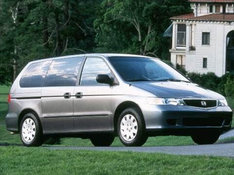 1999 Honda Odyssey LX Minivan 4D  photo