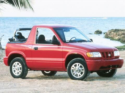 1999 Kia Sportage Sport Utility Convertible 2D  photo