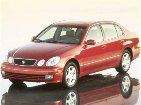 1999 Lexus GS GS 300 Sedan 4D  photo
