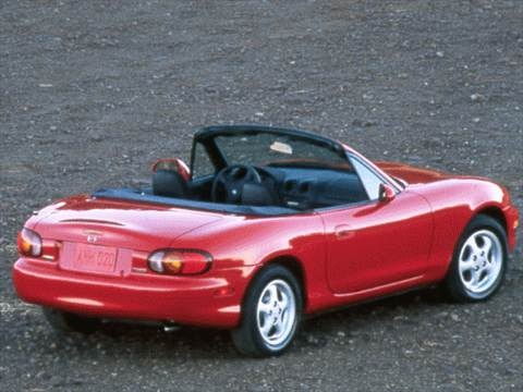 1999 mazda mx 5 miata 10th anniversary convertible 2d pictures and videos kelley blue book. Black Bedroom Furniture Sets. Home Design Ideas