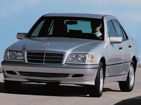 1999 Mercedes-Benz C-Class C230 Sedan 4D  photo