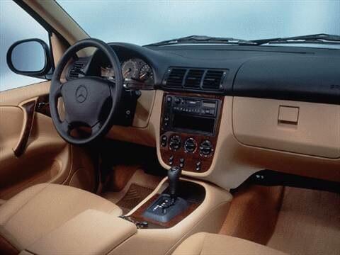 1999 Mercedes-Benz M-Class ML320 Sport Utility 4D  photo