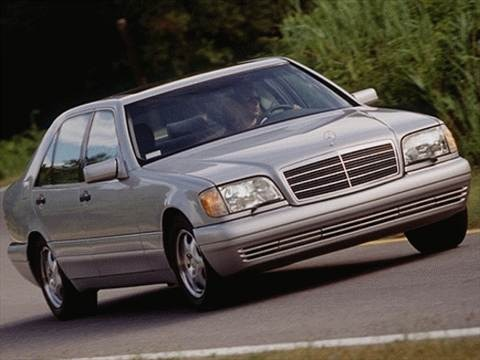 1999 Mercedes-Benz S-Class S320 SWB Sedan 4D  photo