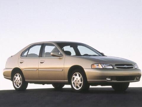 1999 Nissan Altima XE Sedan 4D  photo