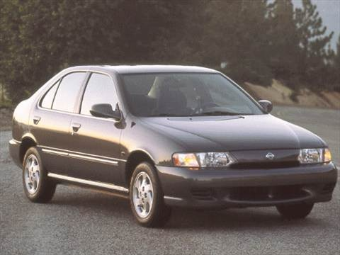 1999 Nissan Sentra XE Sedan 4D  photo