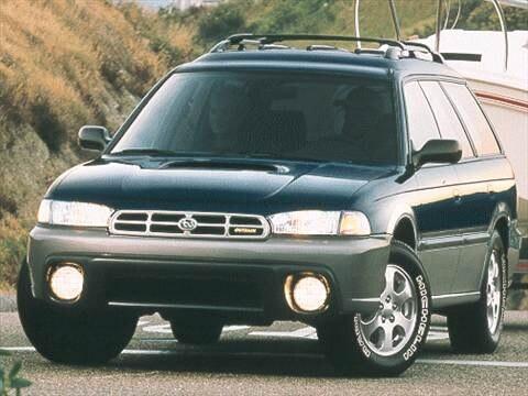 1999 Subaru Legacy Outback Wagon 4D  photo