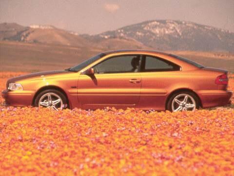 1999 Volvo C70 LT Coupe 2D  photo
