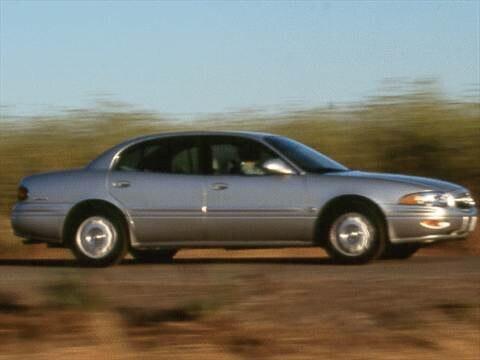 2000 Buick LeSabre Custom Sedan 4D  photo