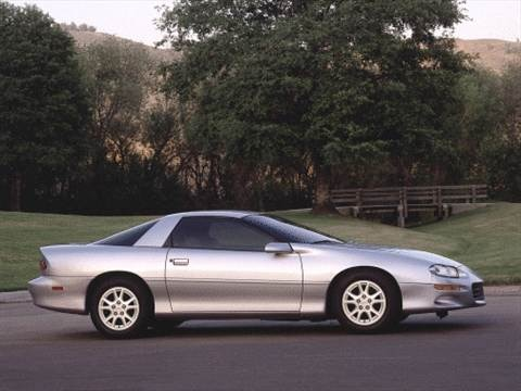 2000 Chevrolet Camaro Coupe 2D  photo
