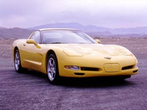 2000 Chevrolet Corvette Coupe 2D  photo