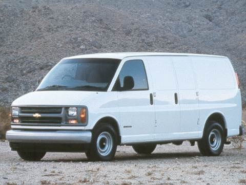 2000 Chevrolet Express 1500 Cargo Van  photo