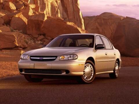 2000 Chevrolet Malibu Sedan 4D  photo
