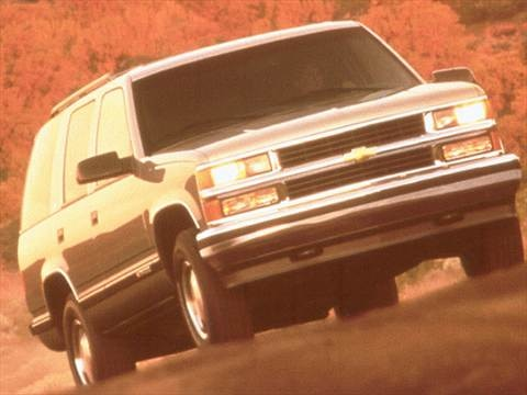 2000 Chevrolet Tahoe Sport Utility 4D  photo