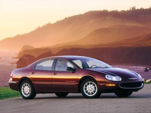2000 Chrysler Concorde LX Sedan 4D  photo