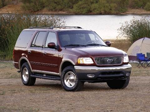 2000 Ford Expedition Sport Utility 4D  photo