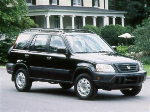 2000 Honda CR-V LX Sport Utility 4D  photo