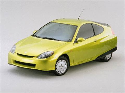 2000 Honda Insight Hybrid Hatchback 2D  photo