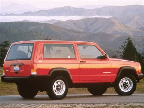 2000 Jeep Cherokee SE Sport Utility 2D  photo