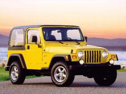 2000 Jeep Wrangler SE Sport Utility 2D  photo