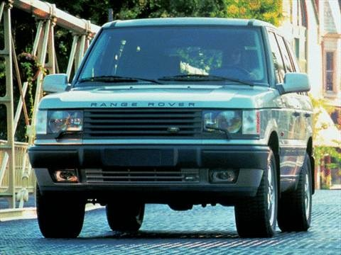 2000 Land Rover Range Rover 4.6 HSK Sport Utility 4D  photo