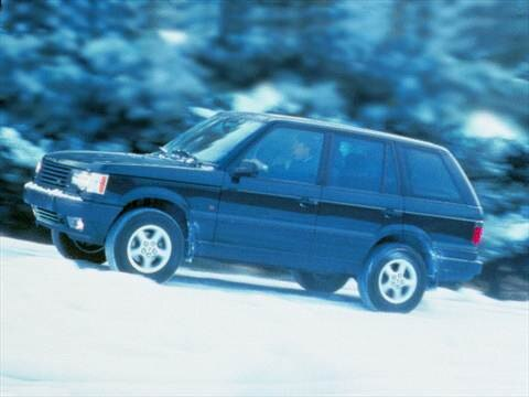2000 Land Rover Range Rover County Sport Utility 4D  photo