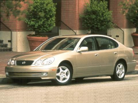 2000 Lexus GS GS 300 Sedan 4D  photo