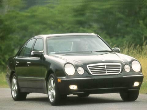 2000 Mercedes-Benz E-Class E320 AWD Sedan 4D  photo