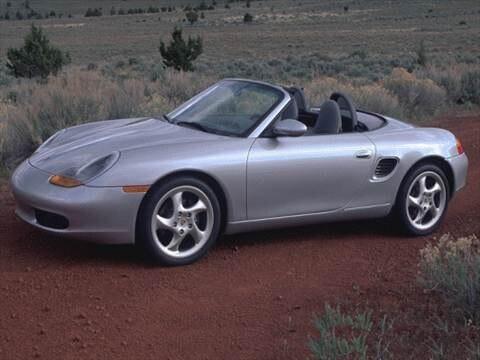 2000 Porsche Boxster Cabriolet 2D  photo
