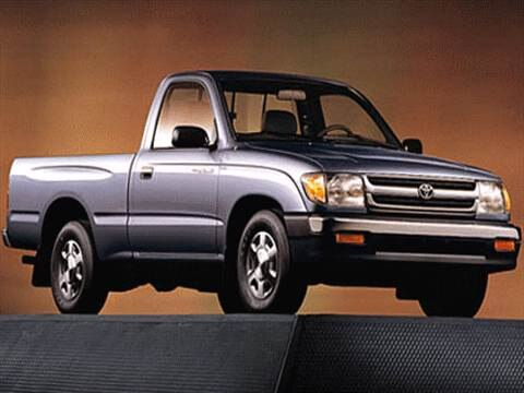 2000 Toyota Tacoma Regular Cab Short Bed  photo