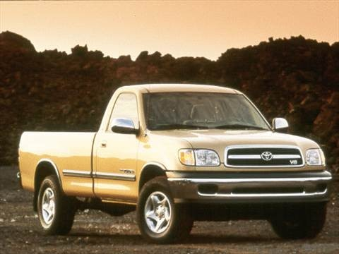 2000 Toyota Tundra Regular Cab Long Bed  photo