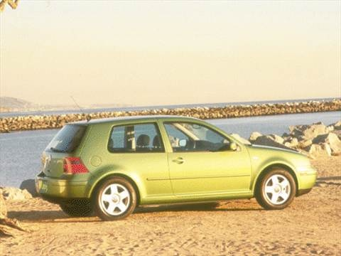 2000 Volkswagen GTI GLS Hatchback 2D  photo